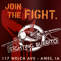The Fighting Burrito.