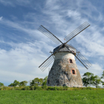 Windmill, real old under 200kb