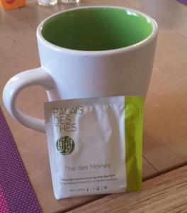 Des Moines tea!